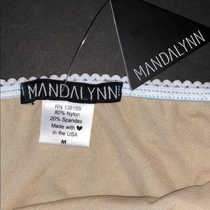 Mandalynn Swim - NWT Mandalynn Bottom (R2)